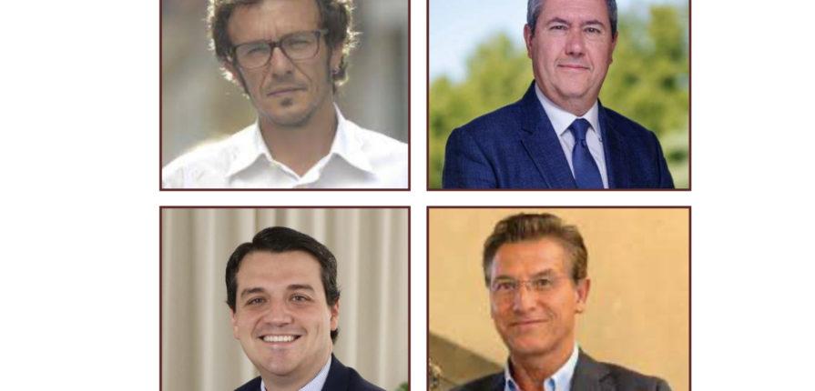 Los alcaldes de Sevilla, Cádiz, Córdoba y Granada protagonizan el primer encuentro online de la Cadena SER Andalucia