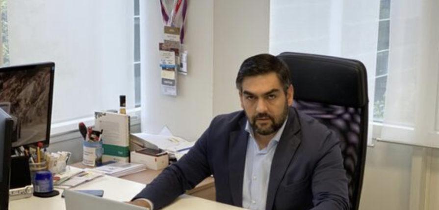 Entrevista a nuestro experto en Ciberseguridad, Manuel Huerta, en las contraportadas del Grupo Joly