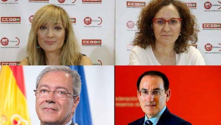 Junta, patronal y sindicatos participan en el 'II Encuentro on line' de la SER en Andalucía con E-IN Digital